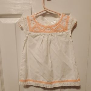 Carter's girls blouse